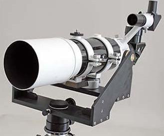 Ts Binomount DX - montatura altazimutale/azimutale per binocoli con 100mm di apertura