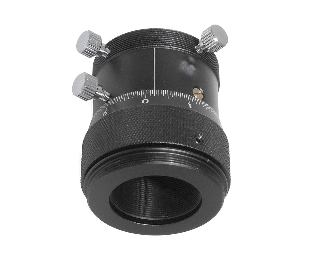 """TS-Optics 1.25"""" and T2 Micro Helical Focuser - T2 connection[EN]"""