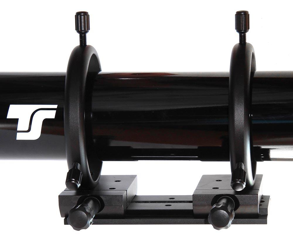 TS-Optics Adjustable Guide Scope Rings, 70 mm to 120 mm tube diameter [EN]
