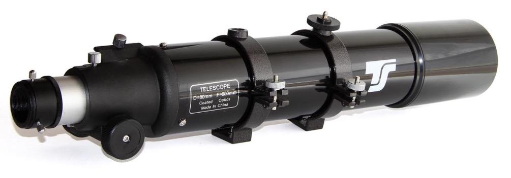 TS Starscope-806 OTA - Rifrattore a grande campo 80/600mm