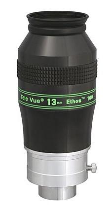 """OculareEthos con doppio barilotto da 31.8mm e 2""""- campo apparente 100°- lunghezza focale 13mm"""