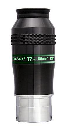 OculareEthos con barilotto da 50.8mm - campo apparente 100°- lunghezza focale 17mm