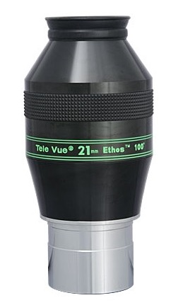 OculareEthos con barilotto da 50.8mm - campo apparente 100°- lunghezza focale 21mm