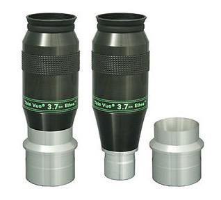 """OculareEthos SX con doppio barilotto da 31.8mm e 2""""- campo apparente 110°- lunghezza focale 3,7mm"""
