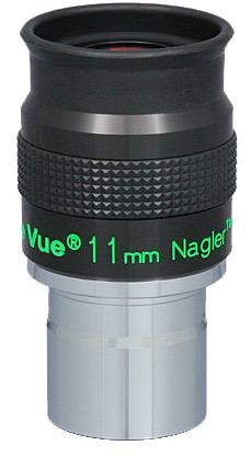 Oculare Nagler con barilotto da 31.8mm - campo apparente 82°- lunghezza focale 11mm - Type 6
