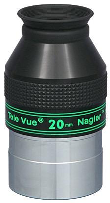 Oculare Nagler con barilotto da 50.8mm - campo apparente 82°- lunghezza focale 20mm - Type 5