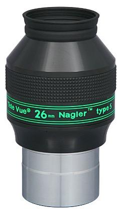 Oculare Nagler con barilotto da 50.8mm - campo apparente 82°- lunghezza focale 26mm - Type 5