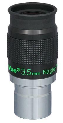 Oculare Nagler con barilotto da 31.8mm - campo apparente 82°- lunghezza focale 3,5mm - Type 6