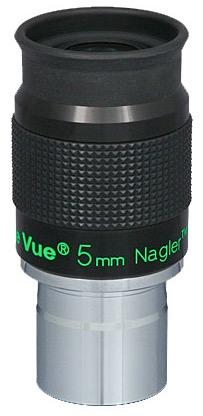 Oculare Nagler con barilotto da 31.8mm - campo apparente 82°- lunghezza focale 5mm - Type 6