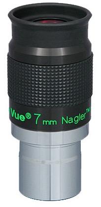 Oculare Nagler con barilotto da 31.8mm - campo apparente 82°- lunghezza focale 7mm - Type 6