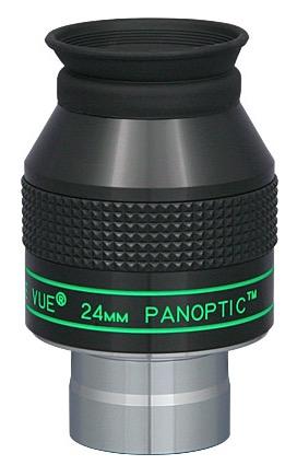 Oculare Panoptic con barilotto da 31.8mm - campo apparente 68°- lunghezza focale 24mm