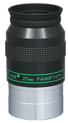 Oculare Panoptic con barilotto da 50.8mm - campo apparente 68°- lunghezza focale 27mm