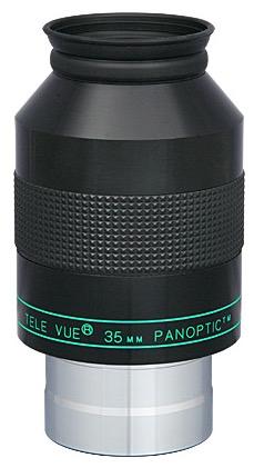 Oculare Panoptic con barilotto da 50.8mm - campo apparente 68°- lunghezza focale 35mm