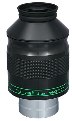 Oculare Panoptic con barilotto da 50.8mm - campo apparente 68°- lunghezza focale 41mm