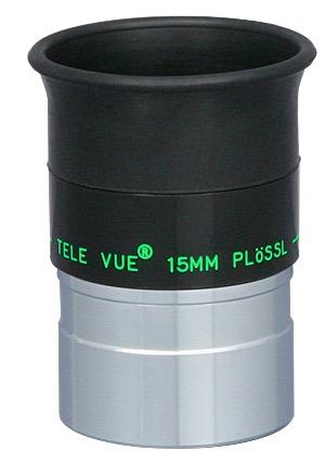 Oculare Plossl con barilotto da 31.8mm - campo apparente 50°- lunghezza focale 15mm