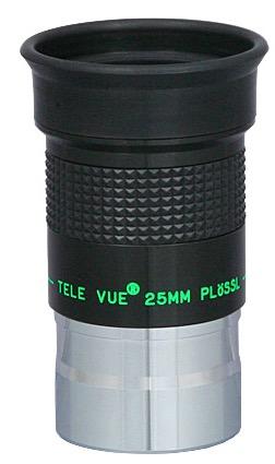 Oculare Plossl con barilotto da 31.8mm - campo apparente 50°- lunghezza focale 25mm