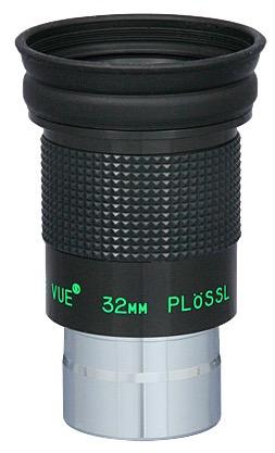 Oculare Plossl con barilotto da 31.8mm - campo apparente 50°- lunghezza focale 32mm