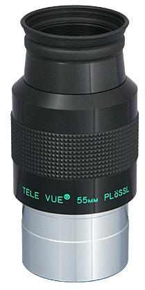 Oculare Plossl con barilotto da 50.8mm - campo apparente 50°- lunghezza focale 55mm
