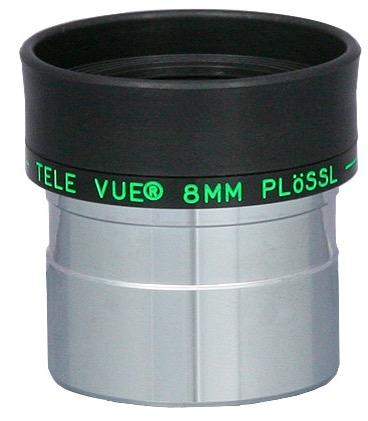Oculare Plossl con barilotto da 31.8mm - campo apparente 50°- lunghezza focale 8mm