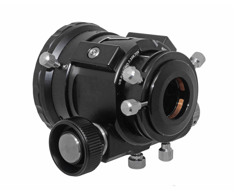"TS-Optics 2"" UNC V-Power Crayford Focuser M90 thread for RC telescopes [EN]"