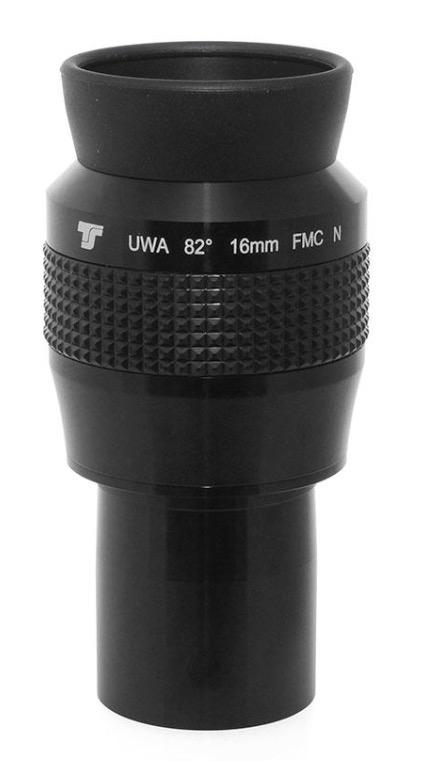 Oculare TS Optics Ultra Wide Angle UWAN 16mm - 82° - nuova generazione