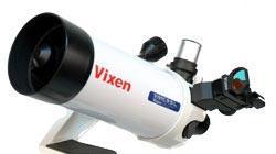 Tubo ottico Vixen VMC95L è un Cassegrain modificato con 95mm di diametro