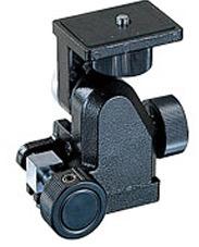 Testina micrometrica in cui è possibile monatre piccoli telescopi guida, macchine fotografiche e cannocchiali