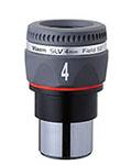 """Oculare Vixen - barilotto 1.25"""" - 50° campo apparente - lunghezza focale 4mm"""