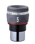 """Oculare Vixen - barilotto 1.25"""" - 50° campo apparente - lunghezza focale 5mm"""
