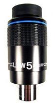 """Oculare Vixen - barilotto 1.25"""" - 65° campo apparente - lunghezza focale 5mm"""