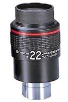 """Oculare Vixen - barilotto 1.25"""" - 65° campo apparente - lunghezza focale 22mm"""