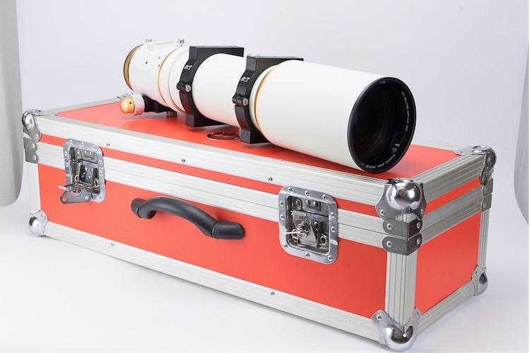 Tripletto apocromatico in FPL-53 da 110mm e 770mm di focale, f/7 - USATO