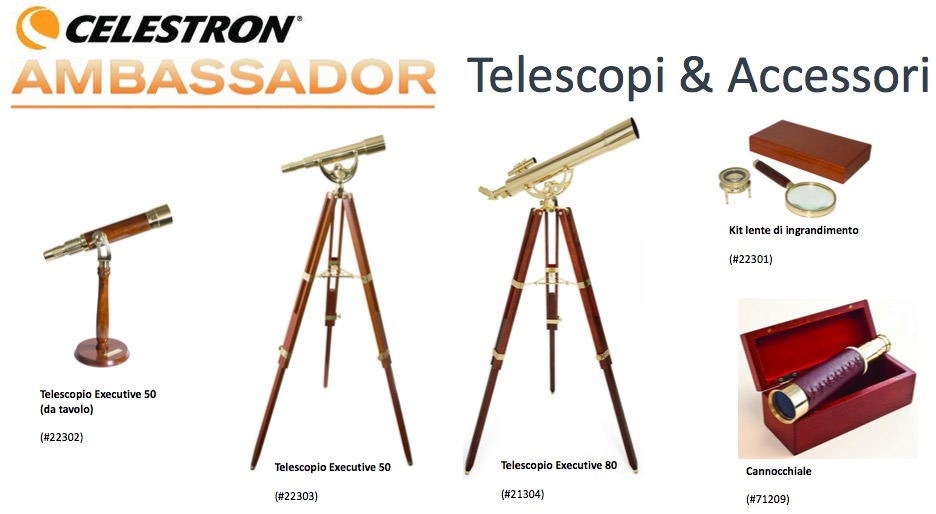 Celestron Ambassador Executive 50AZ