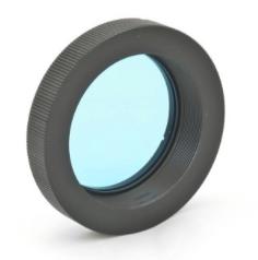 Canon EOS-T Ring - Anello M48 per fotocamere Canon EOS con portafiltri 50,8mm integrato