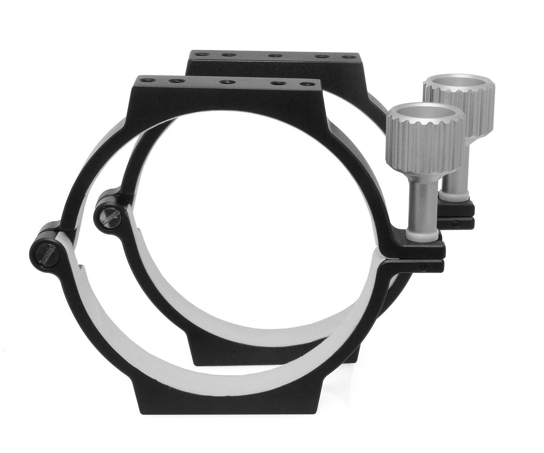 Anelli TS per rifrattori lavorati in CNC - diametro interno 116mm