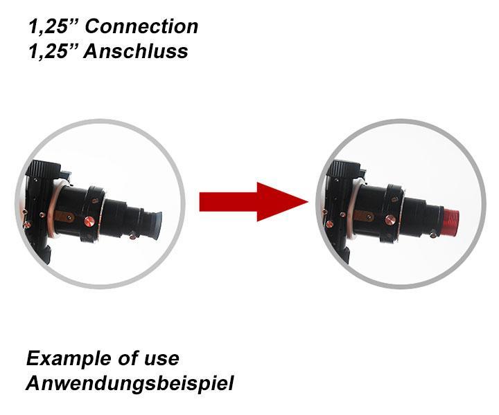 ASI 120 MM Mini connessione