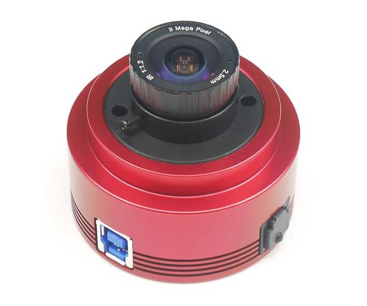 ZWO ASI385 USB3.0 Color CMOS Camera -Sensore CMOS 2.13 MP