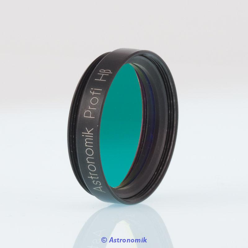 Astronomik ASHB1 - H-Beta Filter - 1.25 inch [EN]