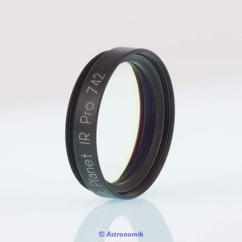 "Astronomik 1.25"" ProPlanet 742 IR Pass Filter, filtro planetario"