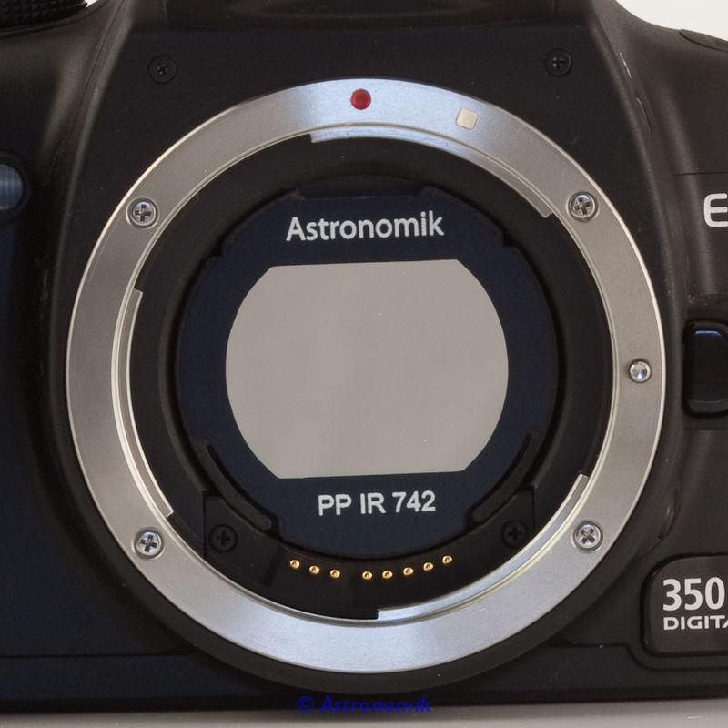 Astronomik Clip Filter per Canon Eos APS C, ProPlanet 742 IR Pass Filter, filtro planetario
