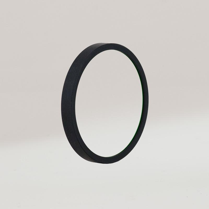 Filtro MC Clear da 31mm ideale per proteggere sensore ed oculari dalla polvere - non montato in cella con anello di protezione