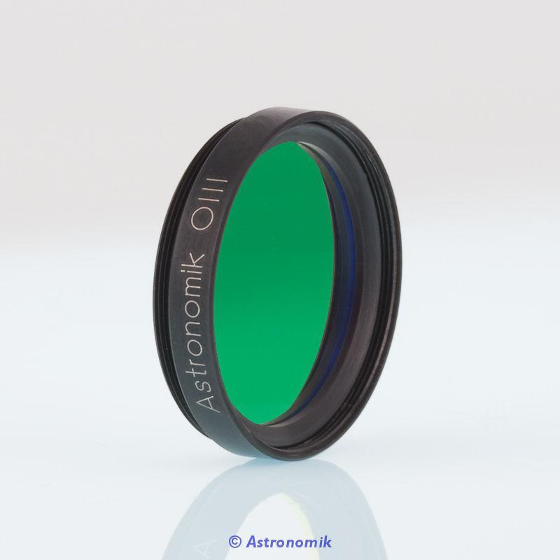 Astronomik ASO31 OIII Filter 12 nm - 1,25 inch mounted  [EN]