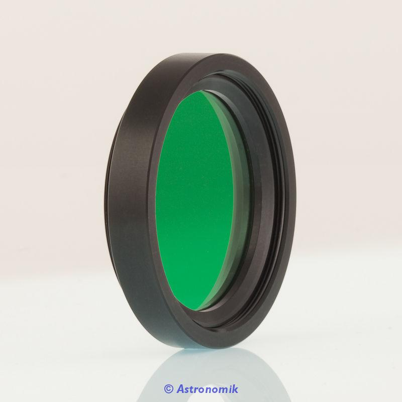 Astronomik ASO3 - OIII Filter 12 nm - T2 mount (M42x0.75mm)  [EN]