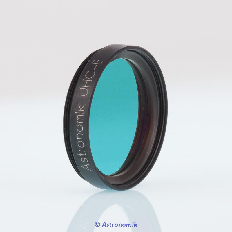 Astronomik ASUHCE1 - UHC-E Filter 1.25 inch, mounted [EN]