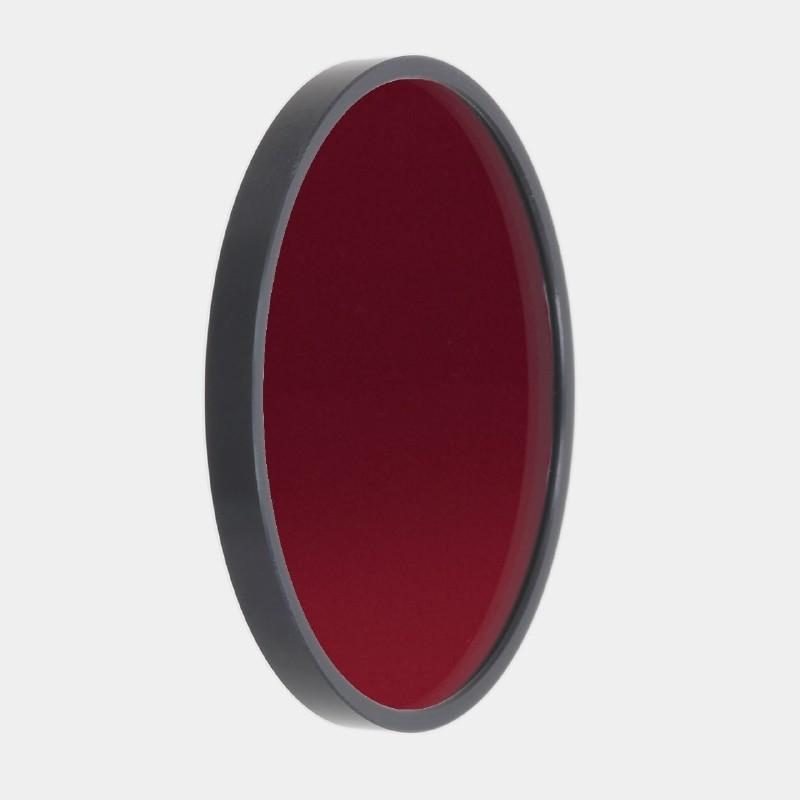Filtro H-alpha ASHA6nm50Rda 6nm, diametro 50mm, per CCD, non montato in cella con anello di protezione