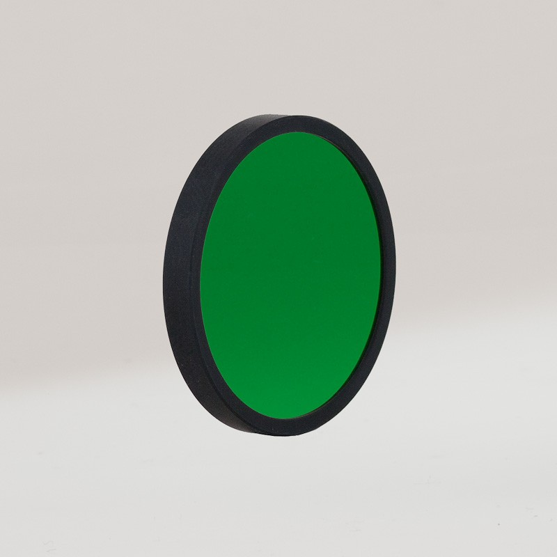 Filtro Astronomik ASO3CCD31da 12nm – per CCD OIII - diametro 31mm non montato in cella con anello di protezione