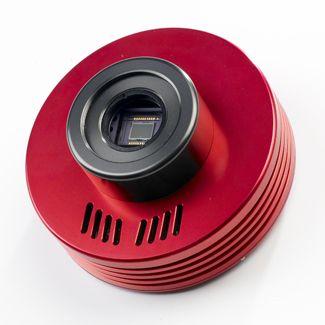 Atik 314L Color utilizza un sensore CCD Sony ICX-285 con pixel più grandi (6.45um)