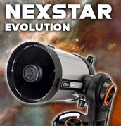 Teleskop Service Presenta Celestron Nexstar Evolution, Schmidt Cassegrain computerizzato con sistema wifi Nexstar e montatura monobraccio