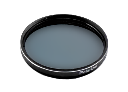 """Filtro polarizzatore da 2"""" (50,8mm) -NON usare senza filtro frontale montato davanti al tubo ottico per osservazione solare"""