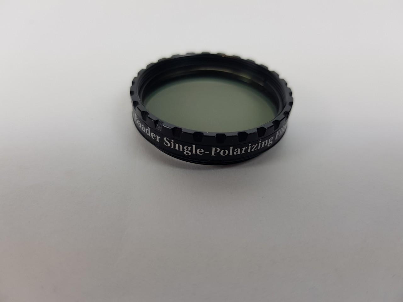 Baader filtro Polarizzatore da 31,8mm- Usato e completo di scatola di protezione non originale